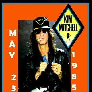 KIM MITCHELL - THE BOATHOUSE @ BESSIES POSTER